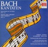 BACH - Rotzsch - Magnificat en ré majeur, pour solistes, chœur et orches