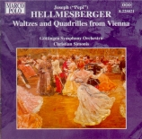 Waltzes and Quadrilles from Vienna