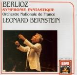 BERLIOZ - Bernstein - Symphonie fantastique op.14