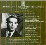 Hommage à Georges Sébastian 1903-1989