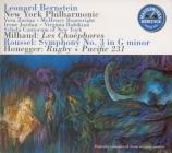 MILHAUD - Bernstein - Les Choéphores op.24