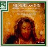 MENDELSSOHN-BARTHOLDY - Corboz - Christus, oratorio pour solistes, chœur
