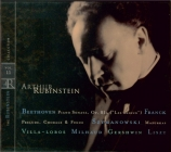 BEETHOVEN - Rubinstein - Sonate pour piano n°26 op.81a 'Les adieux' Vol.11