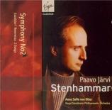STENHAMMAR - Järvi - Symphonie n°2 op.34