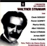 L'orchestre des concerts Walther Straram