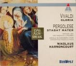PERGOLESE - Harnoncourt - Stabat Mater