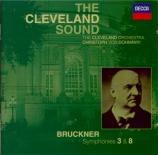 BRUCKNER - Dohnanyi - Symphonie n°3 en ré mineur WAB 103