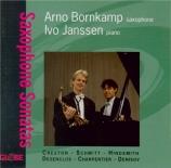 Sonatas for Saxophone & Piano