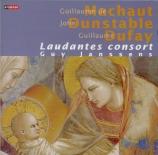 MACHAUT - Laudantes conso - Messe de Notre-Dame