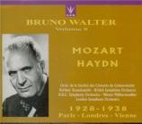 MOZART - Walter - Die Zauberflöte (La flûte enchantée) K.620 : ouverture