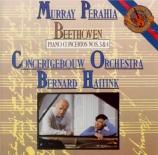BEETHOVEN - Perahia - Concerto pour piano n°3 en ut mineur op.37