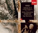 HENZE - Metzmacher - Symphonie n°9