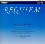 KOKKONEN - Söderblom - Requiem