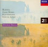 RAVEL - Rogé - Gaspard de la nuit, pour piano