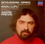 SCHUMANN - Lupu - Concerto pour piano et orchestre en la mineur op.54