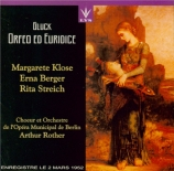 GLUCK - Rother - Orfeo ed Euridice