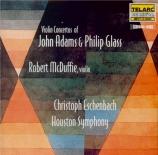 ADAMS - McDuffie - Concerto pour violon
