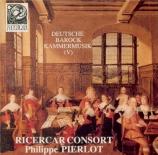 Deutsche Barock Kammermusik Vol.5