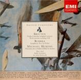 BRITTEN - Olof - Concerto pour violon op.15