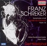 SCHREKER - Gülke - Symphonie en la bémol op.1