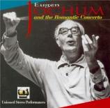 Eugen Jochum et le concerto romantique