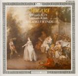 MOZART - Amadeus Winds - Sérénade n°11, pour instruments à vent en mi bé