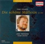 SCHUBERT - Protschka - Die schöne Müllerin (La belle meunière), cycle de