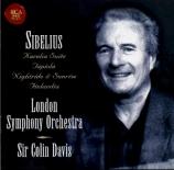 SIBELIUS - Davis - Karelia, suite pour orchestre op.11