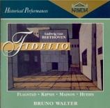 BEETHOVEN - Walter - Fidelio, opéra op.72 (live MET 22 - 02 - 1941) live MET 22 - 02 - 1941