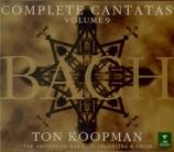 Complete Cantatas Vol.9