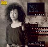 BRAHMS - Atkins - Sonate pour alto et piano n°2 op.120-2