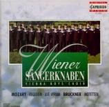 MOZART - Wiener Sängerkn - Requiem pour solistes, choeur et orchestre en