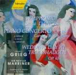 GRIEG - Marriner - Danses symphoniques op.64