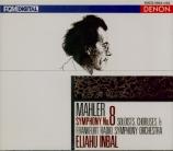 MAHLER - Inbal - Symphonie n°8 'Symphonie des Mille'