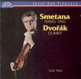 SMETANA - Suk Trio - Trio avec piano op.15