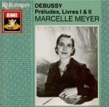 DEBUSSY - Meyer - Préludes I, pour piano L.117