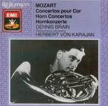 MOZART - Brain - Concerto pour cor et orchestre n°1 en ré majeur K.412 - 5