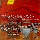 MOZART - Moravec - Concerto pour piano et orchestre n°20 en ré mineur K