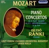 MOZART - Ranki - Concerto pour piano et orchestre n°9 en mi bémol majeur