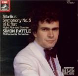 SIBELIUS - Rattle - Symphonie n°5 op.82