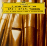 BACH - Preston - Prélude et fugue pour orgue en la mineur BWV.551