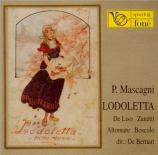 MASCAGNI - Bernart - Lodoletta