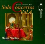 Solo concertos vol.4