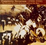 Concerts Straram