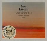 Organ works vol 5 & 6