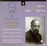 HAENDEL - Ansermet - Douze concerti grossi op.6 HWV.319-330