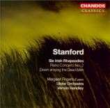 STANFORD - Handley - Irish rhapsody n°1 op.78