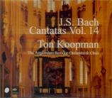 Complete Cantatas Vol.14