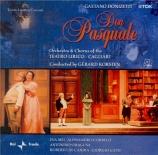 DONIZETTI - Korsten - Don Pasquale