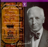 BEETHOVEN - Schuricht - Symphonie n°5 op.67 L'héritage de Carl Schuricht Vol.4